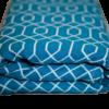 Blauwe draagdoek Mixite breeze