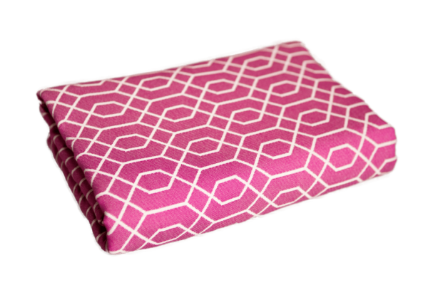 Productfoto roze Draagdoek